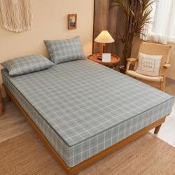 聆豆 2021新款良品系列六面全包支持定制床垫保护套防滑防尘