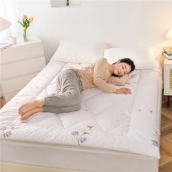 (总)2021新款 全棉纱布棉花床垫(新疆棉填充)量大价优