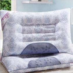 俏宫廷跑量款青花瓷决明子小半圆磁疗枕芯 枕头 枕芯长期有货