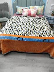 (总)爱她美家纺 300g金貂绒毛毯