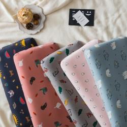 逸寐婴幼儿童学生定型记忆棉 可水洗机洗呵护儿童颈椎记忆棉枕芯