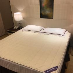 米帛床垫 2019新款 全棉舒适床护垫 白