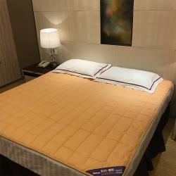 米帛床垫 2019新款 13372全棉舒适床护垫 驼