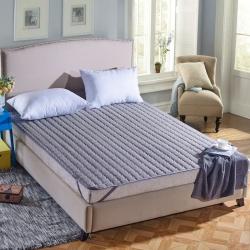 清单家纺 3D透气床垫  灰