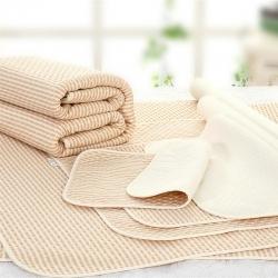 萌朵家纺 婴儿彩棉尿垫