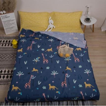 澳玛尼 2019新款全棉13372旅游隔脏睡袋 欢乐想象