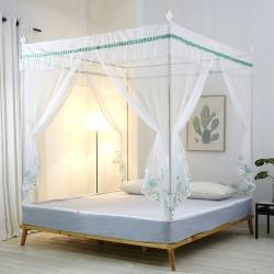 (總)盛夏縵舞 2019新款白色坐床蚊帳