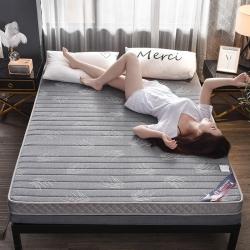 (总)布卢姆床垫 2019爆款针织乳胶立体床垫