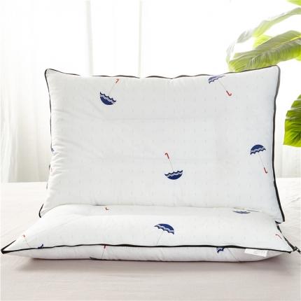 (总)兴煌枕业  花伞(二合一)枕芯
