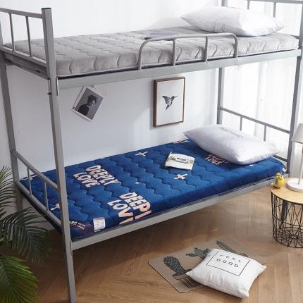 (总)钻爱床垫 2021年新款学生宿舍床垫单边