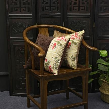 (总)雷晓家纺 秋冬系列红木沙发靠垫