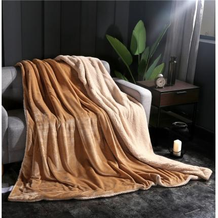 网客家纺 ULTIMATE顶级羊羔绒毛毯升级版卢克索米