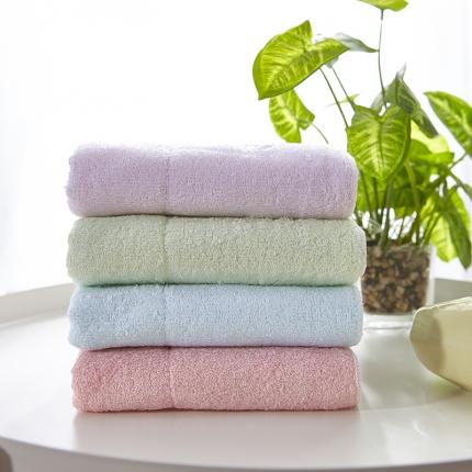 网客家纺 纯天然泰国乳胶毛巾竹纤维
