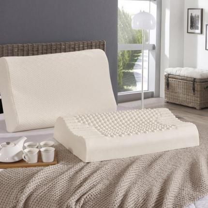百度禧约 2019新款乳胶枕芯 按摩枕