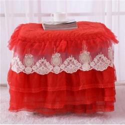 浩情国际 田园爱情-小柜子罩系列 47*57cm/只 红
