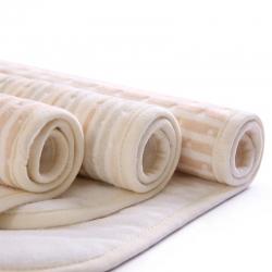 米卡宝贝 婴幼儿彩棉竹纤维4层隔尿垫