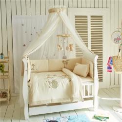 米卡寶貝 新款嬰兒蚊帳 洛克王國