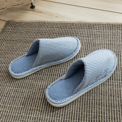 (總)野馬家紡 乳膠拖鞋