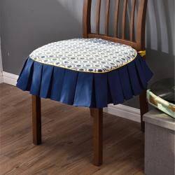 千彤沙发垫 新款美式椅垫 芷兰
