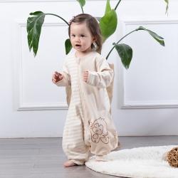 清仓 小猴子彩棉单层睡袋 夏季睡袋短袖睡袋一件代发