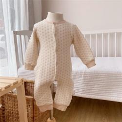 麥吻 彩棉空氣層分腿睡袋