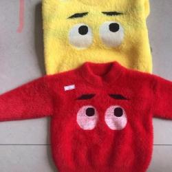 (总)凯芙兰 2019新款儿童毛衣