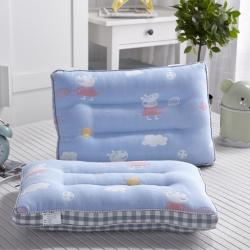 (總)仁宇枕業 2018新款枕芯全棉新款六層紗兒童枕頭枕芯