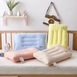(总)仁宇枕业 2019新款枕芯天然彩棉儿童枕 枕头