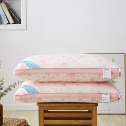 仁宇枕业 2019新款枕芯五角星针织棉热熔枕 枕头