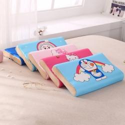 (总)富群雅 2019新款儿童冰丝乳胶枕