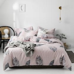 (总)荣轩全棉13070纯棉卡通简约北欧多规格三件套四件套