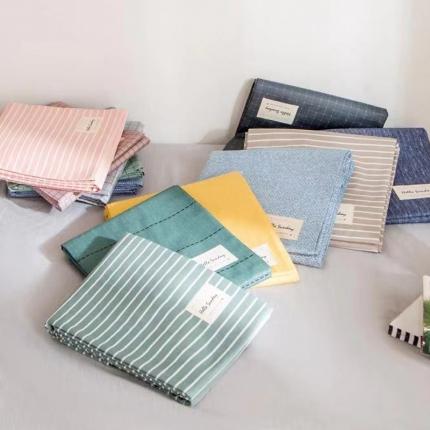 (总)荣轩家纺 全棉13070多规格纯棉简约工艺床单