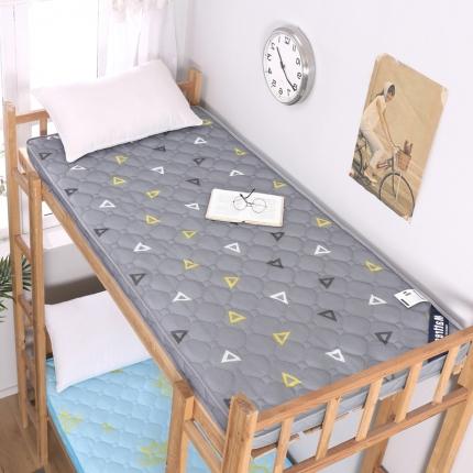 学生床垫透气网格0.9宿舍床垫上下铺床褥子1.2m榻榻米垫被