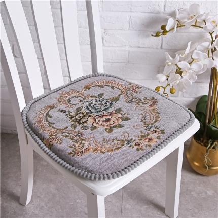 (总)哈创家居 餐椅垫花开富贵系列