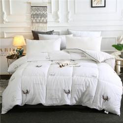 梦佳宝全棉天然新疆棉花被子春秋被加厚保暖被芯纯棉冬被芯 棉朵