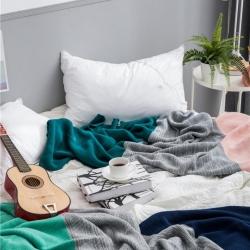 (总)KH家纺  2019新款布鲁萨里毛毯