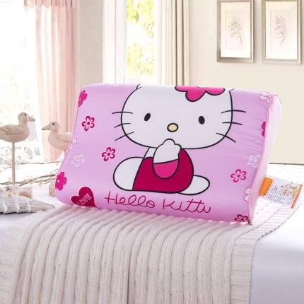 (总)吉咪兔家纺 卡通慢回弹记忆枕