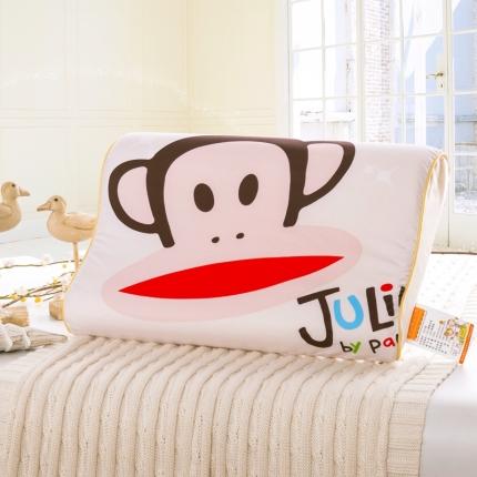 吉咪兔家纺 卡通慢回弹记忆枕幸福猴