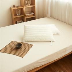 无印良品 聚氨酯泡沫低反弹枕 枕头枕芯