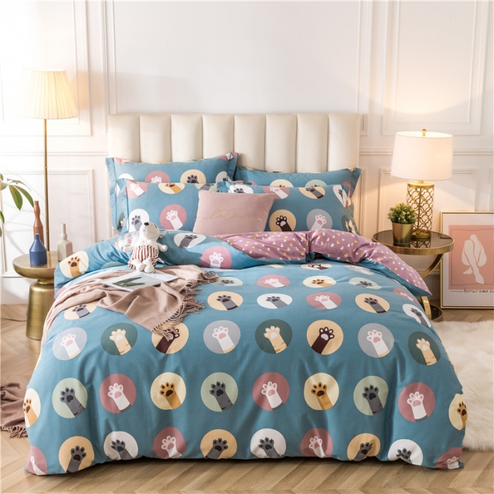 這個冬天,床品保暖的最佳組合是......