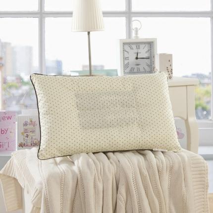 吉咪兔家纺 儿童枕芯5款满天星决明子米黄