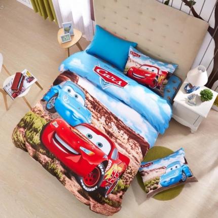 (总)迪士尼家居 全棉迪士尼四件套床单款