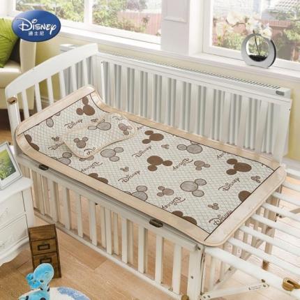 迪士尼家居 2016新款亚草凉席婴儿