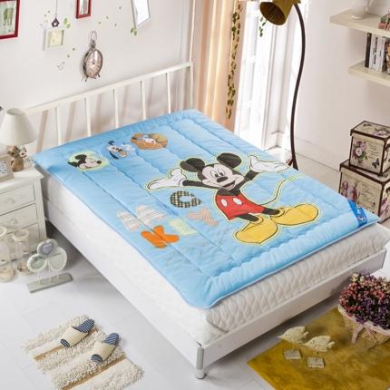 迪士尼家居 全棉法兰绒床垫3797