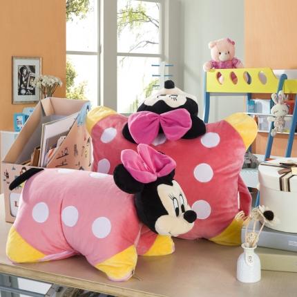 (总)迪士尼家居 全棉玩具方垫