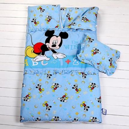 迪士尼家居 全棉活性印花睡袋4075