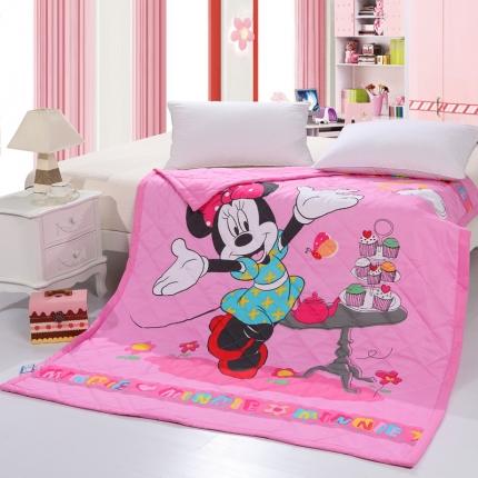 迪士尼家居 全棉活性印花夏被4072