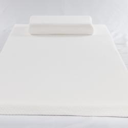 彩象樹家紡 平板乳膠按摩床墊