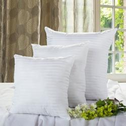 仁宇枕業滌棉緞條方墊芯抱枕芯靠墊芯