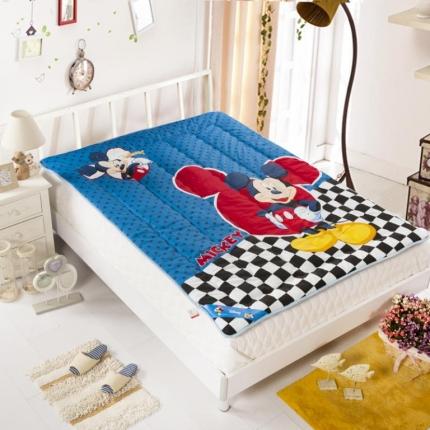 迪士尼家居 全棉法兰绒床垫770
